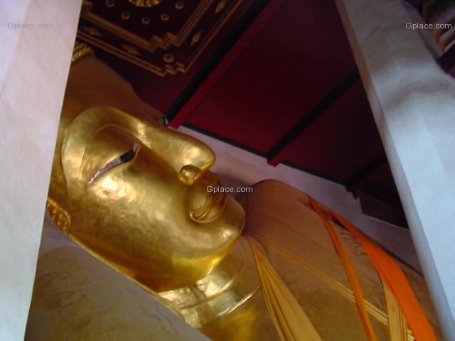 วัดพระพุทธไสยาสน์ สถานที่ประดิษฐานพระพุทธรูปปางไสยาสน์ จังหวัดเพชรบุรี