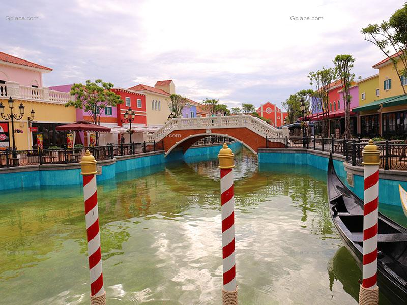The Venezia Hua Hin เดอะ เวเนเซีย หัวหิน ศูนย์การค้าแห่งใหม่ใจกลางเมืองหัวหิน