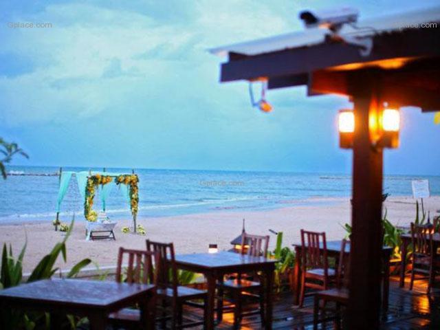 ฟิชเชอร์แมน รีสอร์ท Fisherman Resort จังหวัดเพชรบุรี