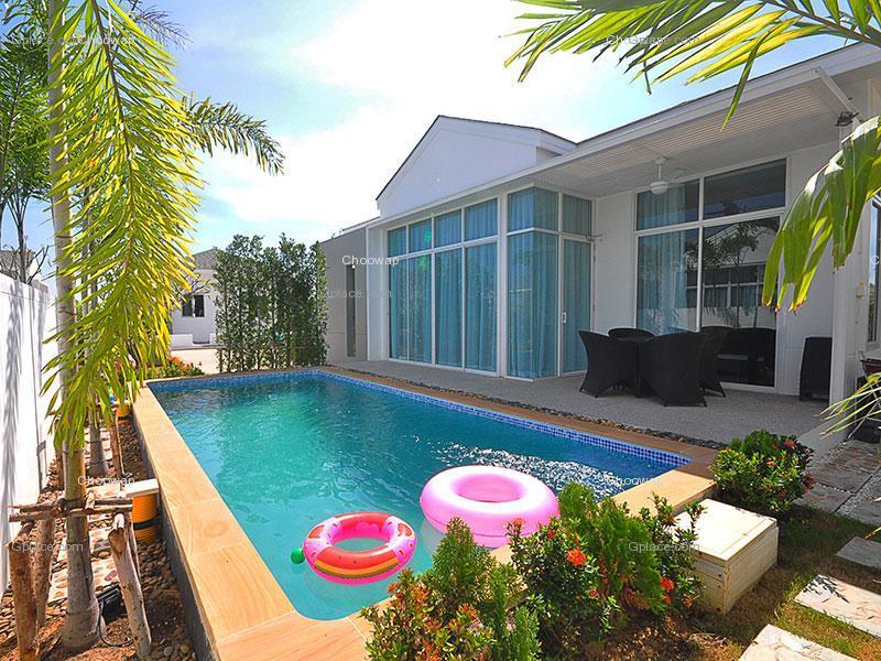 ปาร์ตี้ วิลล่า ชะอำ เอ Party Villa Cha Am A บ้านพักชะอำ จังหวัดเพชรบุรี