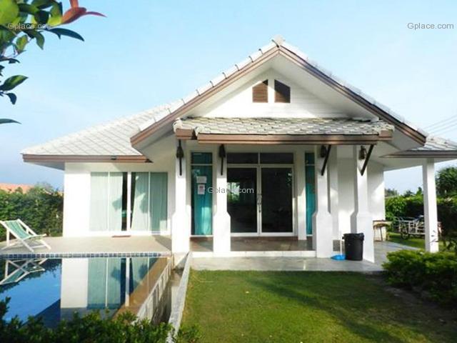 ชะอำ พลู วิลล่า Cha-Am Pool Villa บ้านพักชะอำ จังหวัดเพรชบุรี