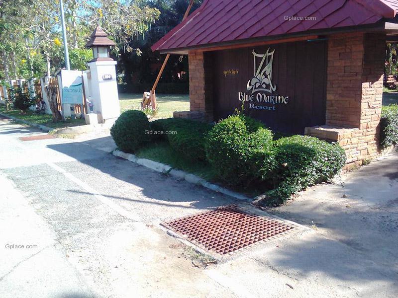 บูลมารีน รีสอร์ท Blue Marine Resort จังหวัดเพชรบุรี