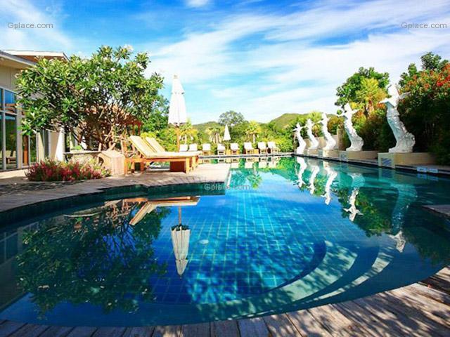 นาน่า รีสอร์ท แอนด์ สปา Nana Resort and Spa จังหวัดเพชรบุรี